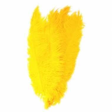 Gele spadonis sierveer 50 cm