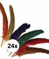 24x veren met stippen